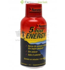 5 Hours Energy Naranja