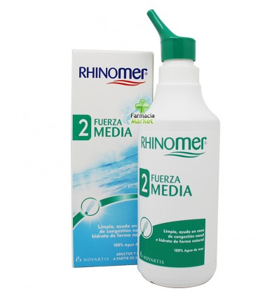 Rhinomer Fuerza Media 2 135 ml