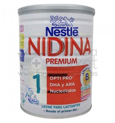 nidina 1 premium 800 gramos