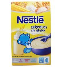 Nestle Cereales Papilla Cereales Sin gluten 600g