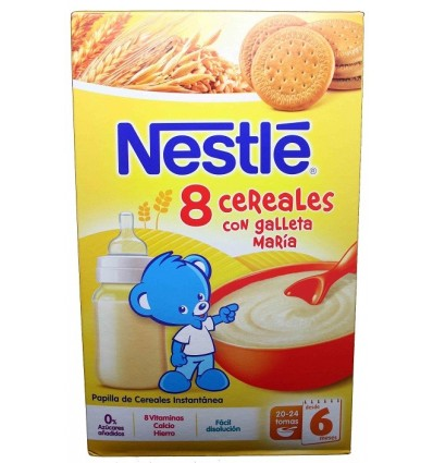 nestle cereales papilla 8 cereales maria