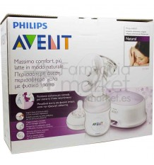 Avent Sacaleches Electrico SCF332/01