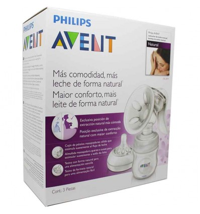 Avent Sacaleches Manual Confort SCF 330/20