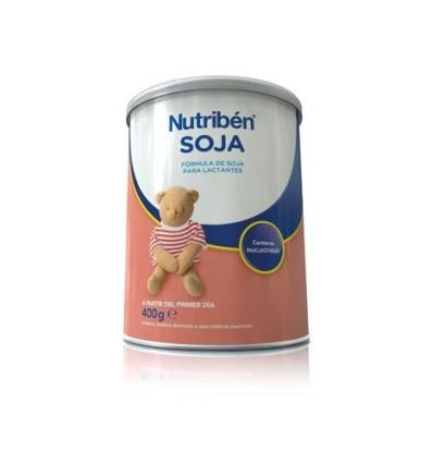 Nutriben Soja 400 gramos