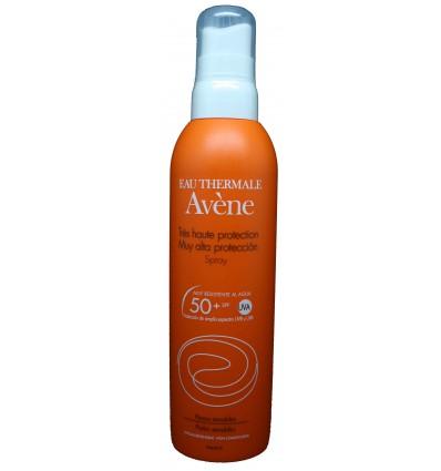 Avene Spray Solar 50 200 ml