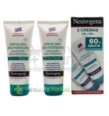 Neutrogena Duplo crema de pies 2