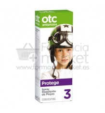 Otc antipiojos Spray Repelente Piojos 125 ml