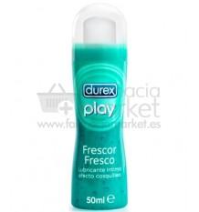 Durex Lubricante Play Efecto Frescor 50 ml