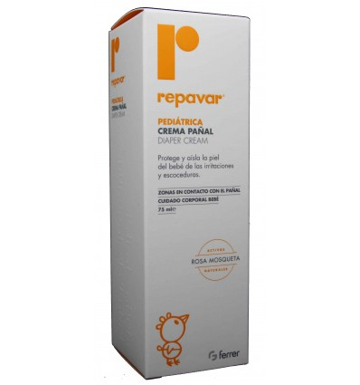 Repavar Pediatrica Crema Pañal 75 ml