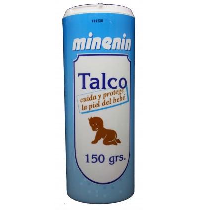 Talco minemin 150 gramos