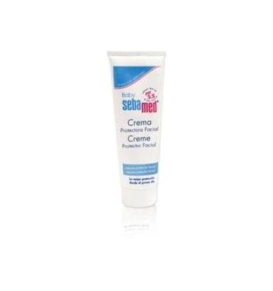 Baby Sebamed Crema Protectora facial 50 ml