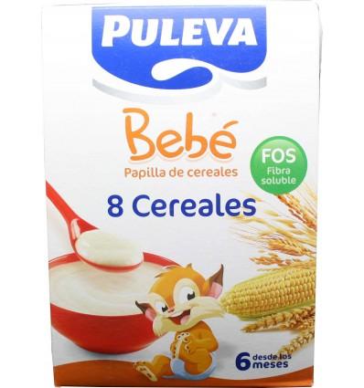 Puleva Bebé 8 cereales 600g
