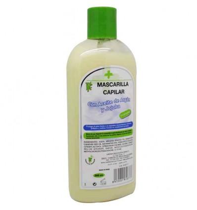 Rueda Farma Mascarilla hidratante de pelo con argán y jojoba 300 ml