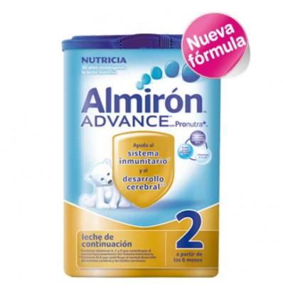 almiron advance 2 800 gramos