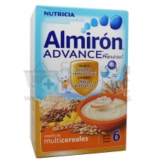 Almiron Advance Cereales Papilla multicereales 500 g