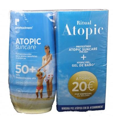 Protextrem Atopic suncare niños loción FPS 50 200ml