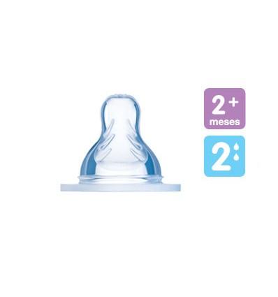 Mam Baby Tetina Nivel 2 2 Unidades