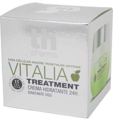 crema hidratante de cara th pharma