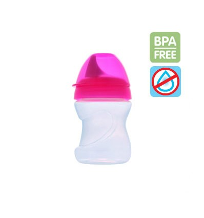 Mam Baby Biberon Learn To drink Cup 190 ml Rosa