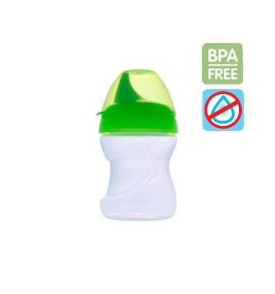Mam Baby Biberon Learn to drink Cup 190 ml Verde