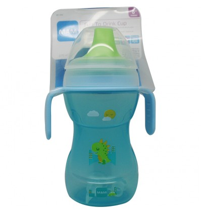 Mam Baby Biberon Learn to drink Cup 270 ml Azul