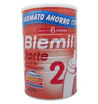 Blemil Plus 2 forte Formato Ahorro 1200 g