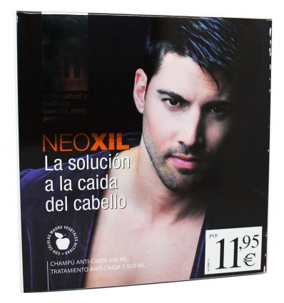 Th Pharma Neoxil Pack Anticaida Hombre