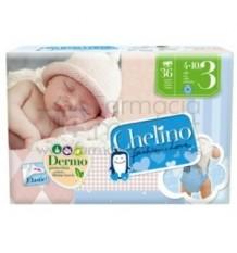 Chelino Pañal bebe Talla 3 4-10 kg 36 unidades