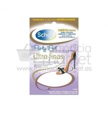 Dr Scholl Miniplantillas Partyfeet ultrafinas 2 unidades