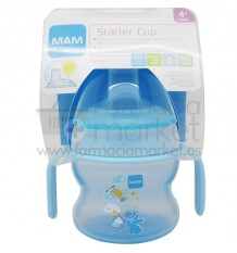 Mam Baby Taza Starter Cup Azul 150 ml