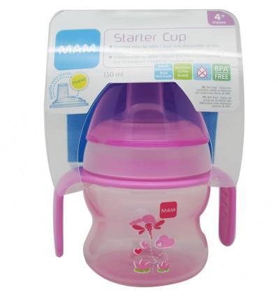 Mam Baby Taza Starter Cup Rosa 150 ml