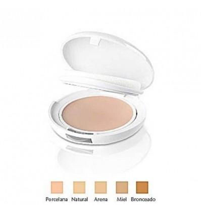 Avene Couvrance Crema compacta Oil free SPF 30 Natural 02