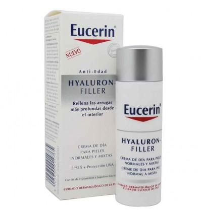Eucerin Hyaluron Filler fluido crema de dia