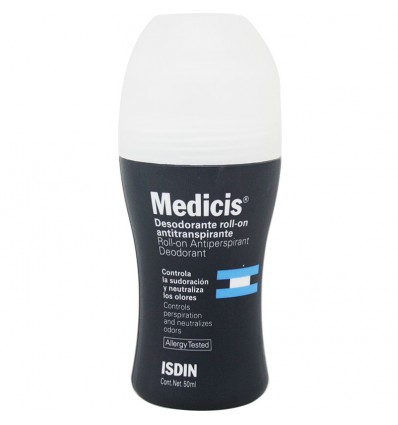 Medicis Desodorante Roll On 50 ml