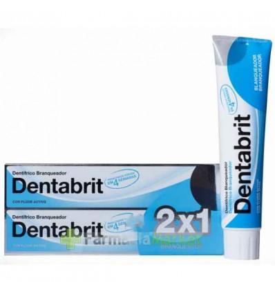 Dentabrit Blanqueadora Pasta dental Duplo