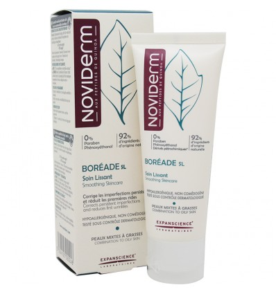 Noviderm Boreade SL Emulsion alisante 40 ml