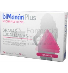 Bimanan Plus Morfotipo Piramide 36 capsulas