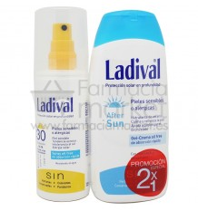 Ladival 30 Spray 150 ml After Sun