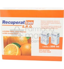 Recuperation Sro Naranja 2x250ml