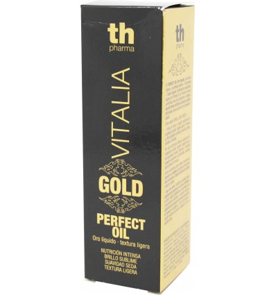 Th Pharma Vitalia Perfect Gold Oil 40 ml
