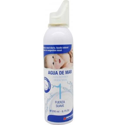 agua de Mar para bebe