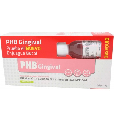 Phb Gingival Pasta Dental 100ml