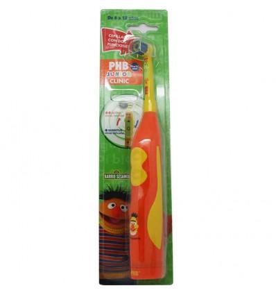 Phb Cepillo Dental Electrico Junior naranja