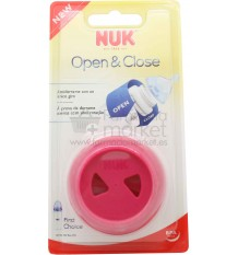 Nuk Sistema Open & CLose Biberones