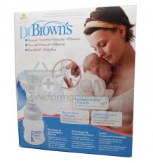 Dr Browns Simplisse sacaleches Manual