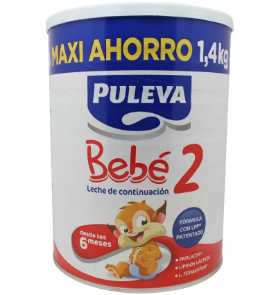 Puleva Bebe 2 Maxi Ahorro 1400g