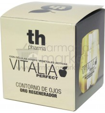 Th Pharma Vitalia Perfect Gold Contorno de ojos 30 ml