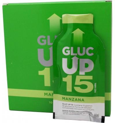 Gluc Up 15 Manzana 10 sticks
