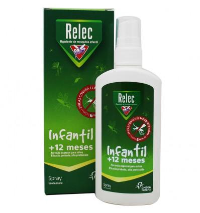 Relec Infantil Repelente mosquitos 100 ml