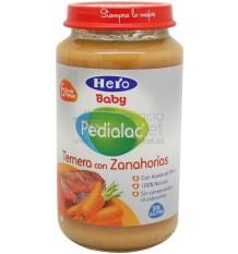 Pedialac Hero Potito Ternera Zanahoria 250g